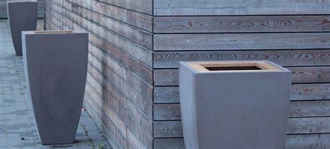 Moderne Hochbeete by Garten Im Quadrat Moderne Pflanzgef 228 223 E Und Hochbeete