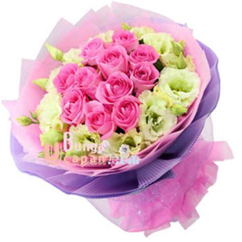 Handbouquet Mawar Mix buket bunga mawar desain cantik harga murah