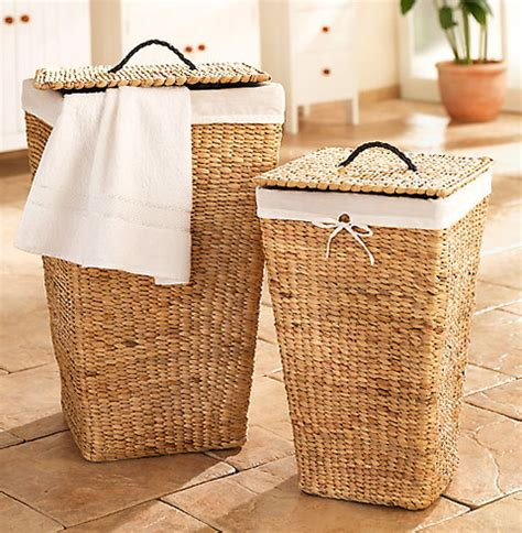 what to put in bathroom baskets laundry basket in the bathroom ideas for home garden