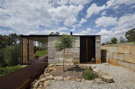 nice design concrete block house plans small decorations home original casa de co un piso construye hogar