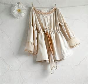 cream blouse shabby chic clothing women s by