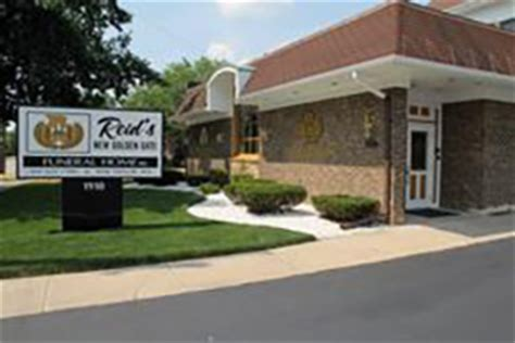 s new golden gate funeral home racine racine
