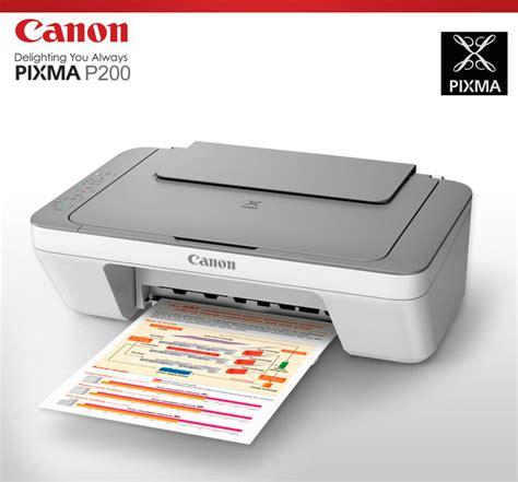Resetter Of Canon Pixma P200 | things to consider in buying canon pixma p200 printer