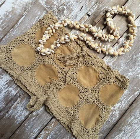 Anting Kulit Tassel Bohemian 2 17 best images about crochet to use my leather scraps on vests fringe cardigan and