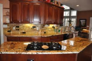 charming Countertops And Backsplash Combinations #1: eclectic-kitchen.jpg