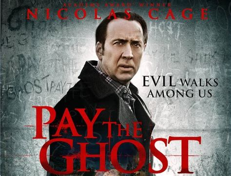 film nicolas cage pay the ghost blu ray review nicolas cage stars in supernatural