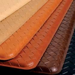 Kitchen Floor Mats For Bad Backs Gel Filled Kitchen Floor Mats Relieve Back And Discomfort