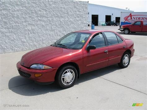 1997 chevrolet cavalier sedan 1997 cayenne metallic chevrolet cavalier ls sedan