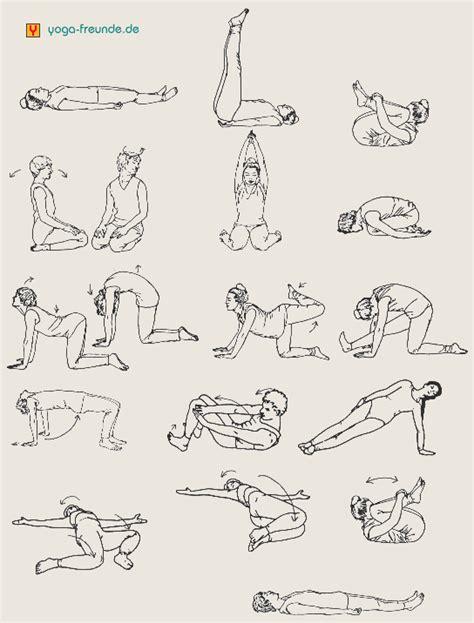 Asanas (posturas) populares en hatta yoga | YogaFest