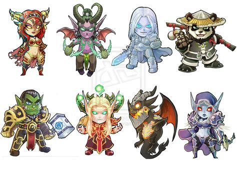 fan the chibis of pandaria the feminine miss