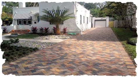 4 x 8 patio pavers driveways photo gallery clay brick pavers travertine