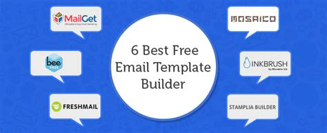 Free Email Template Builder