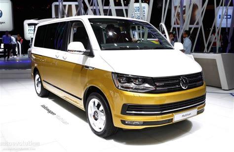 Volkswagen Multivan 2020 by 2020 Volkswagen T6 Multivan Nitrogen Oxide Emissions