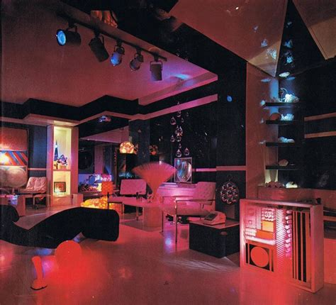 the home interior magical mystery d 233 cor trippy home interiors of the 60s
