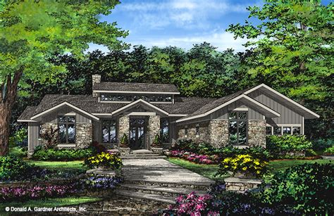 donald a gardner house plans house plan the clearlake by donald a gardner architects