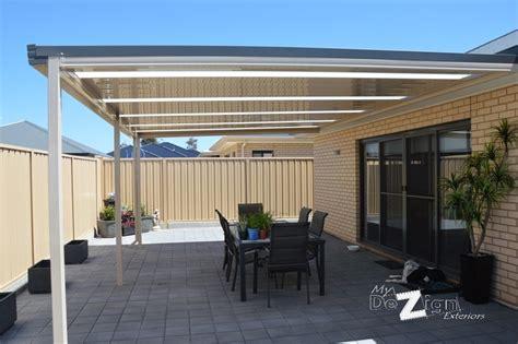 Verandahs And Patios by Dezign Exteriors In Ashford Adelaide Sa Outdoor Home