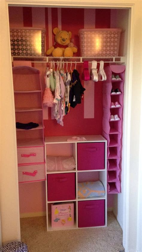 Baby Closets Organizers by Done With Our Baby S Closet Baby