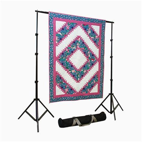 Quilt Display Rack by Quilt Display Stand W Craftgard Co