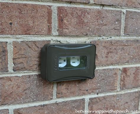 outdoor light with power outlet outdoor light with electrical outlet outdoor light