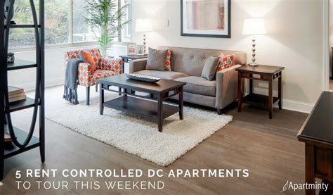 Dc Apartments Sublet 5 Rent Controlled Dc Apartments To Tour This Weekend