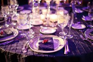 Elegant Table Linens For Weddings - wedology by dejanae events table setting ideas for weddng day