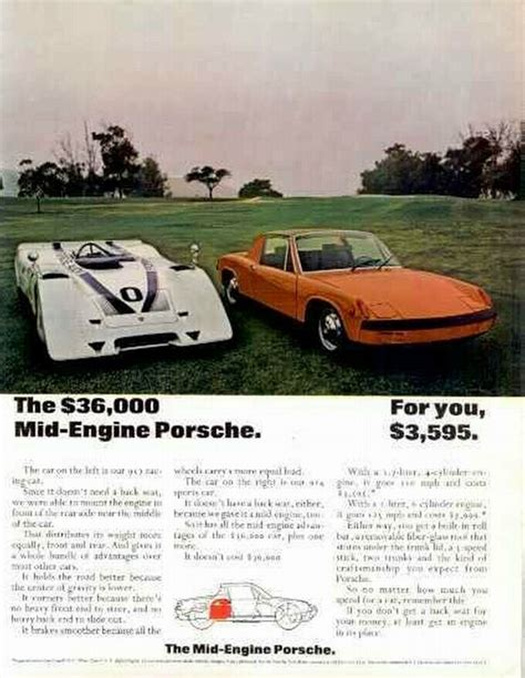 porsche ads a of 914 ads pelican parts forums