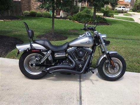 Harley Davidson Houston by Harley Davidson Bob Dyna Motorcycles For Sale In