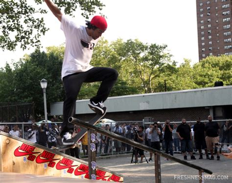 Nike Paul 48 nike sb welcome paul rodriguez to new york city event