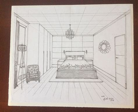 one point perspective bedroom 17 best images about moi bedroom assessment on pinterest