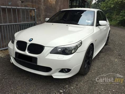 2007 bmw 525i bmw 525i 2006 2 5 in selangor automatic sedan white for rm