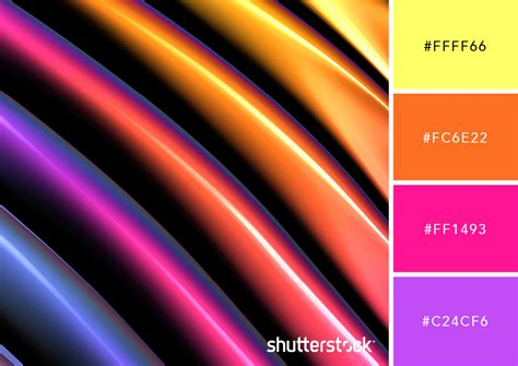 neon color palette 25 eye catching neon color palettes to wow your viewers