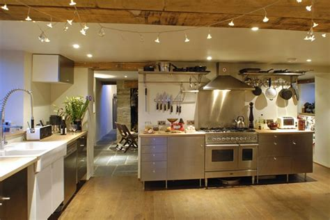 Kitchen Lights Uk Light Decorated Kitchen Designs Shabby Chic Wallpaper Ideas Houseandgarden Co Uk