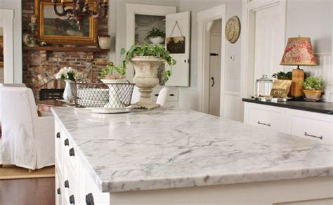 Marble Kitchen Countertops Five Star Stone Inc Countertops The Top 4 Durable