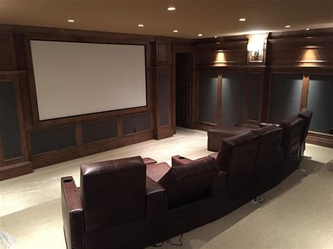 Theater Custom custom home theater at avworx see our work