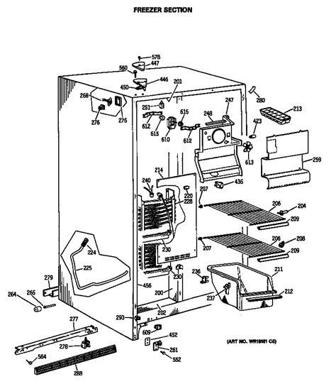 hotpoint refrigerator doors parts model csceasbwh