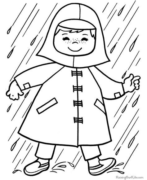 preschool coloring pages rain drudge report co rain clipart colouring page pencil and in color rain