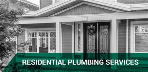 Residential Plumbing Service by Residential Commercial Plumbing Services Whitby