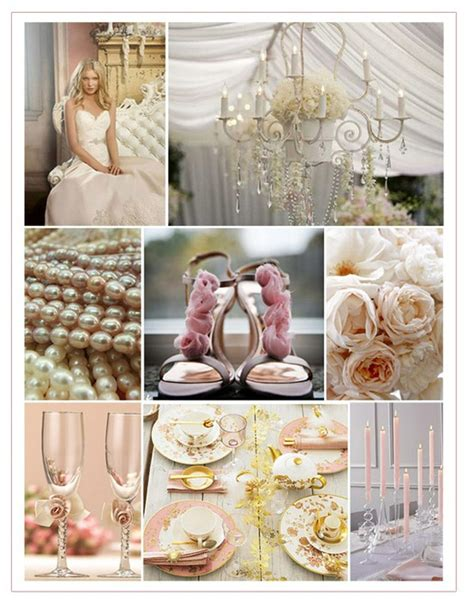 romantic color schemes soft romantic wedding colors weddings by lilly