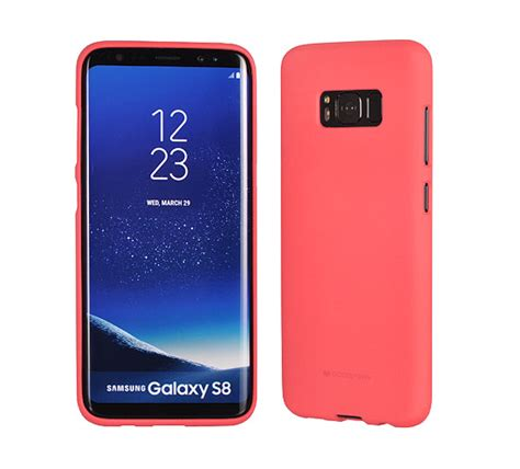 Soft Karakter 4d 360 Tempered Glass Layar Samsung Diskon husa mercury soft feeling samsung galaxy note 8 n950 pink cerbo
