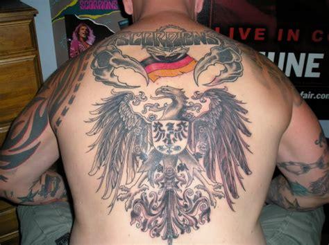 german flag tattoo designs german flag and symbol tattoomagz
