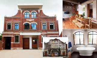 design house uk wetherby grand designs south 1920s cinema transformed into family home daily mail
