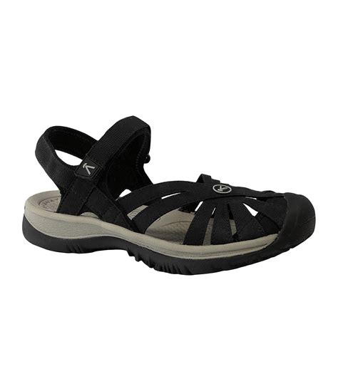 keen waterproof sandals keen waterproof sandals in black for lyst