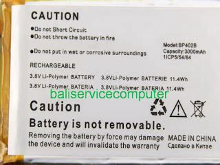 bali service computer  melepas baterai tanam handphone
