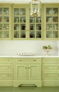Green Kitchen Cabinets Painted by Green Kitchen Cabinet Paint Colors Kitchen