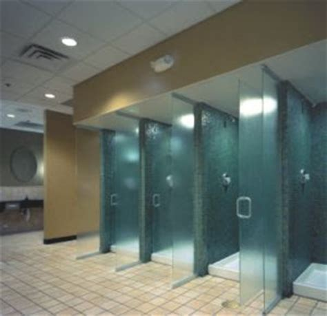 gym bathroom designs roostertail shower at the gym