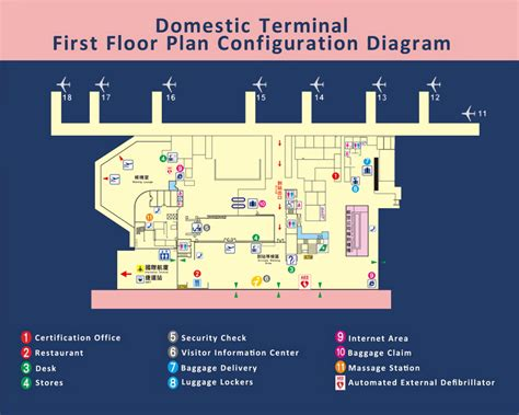 airport terminal floor plan kaohsiung international airport gt transportation gt airport