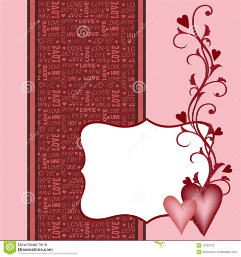 married card template template for or wedding greetings card stock