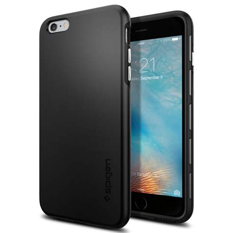 Iphone 6 6s Spigen Leather Fit Black 8 best iphone 6s plus cases in the world hdpixels