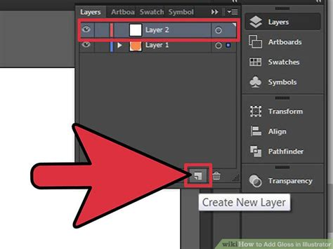 reset pen tool illustrator how to add gloss in illustrator 10 steps with pictures