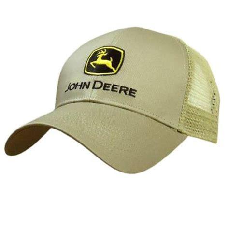 John Deere Home Depot Gift Card - john deere construction logo mesh cap hat 13080276kh00 the home depot
